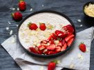 Buckwheat Porridge with Strawberries recipe
