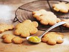 Buckwheat Shortbread Cookies recipe