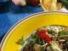 Buckwheat with Herb Mushrooms recipe