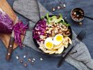 Winter Buddha-Bowl with Barley recipe