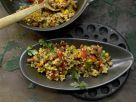 Bulgur and Vegetable Pilaf recipe