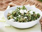 Bulgur Salad with Herbs recipe