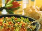 Bulgur Vegetable Salad recipe