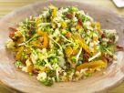 Bulgur with Sprouts, Broccoli and Cauliflower recipe