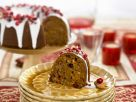 Bundt Cake Drizzled with Cranberry recipe
