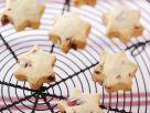 Butter Cookie Stars recipe