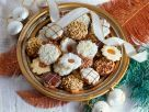Butter Cookies with Assorted Decorations recipe