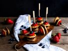 Pancake Skewers with Fruits recipe
