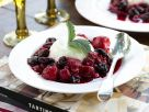 Buttermilk Panna Cotta with Mixed Berries recipe