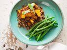 Butternut Squash and Lentils recipe