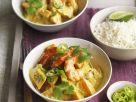 Butternut Squash and Prawn Bowl recipe