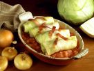 Cabbage Roulades with Vegetable Filling recipe