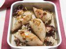 Cabbage-Stuffed Squid recipe