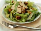 Caesar Salad with Chicken and Avocado recipe