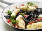Calamari Pasta recipe