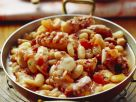 Calamari Stew with Beans recipe