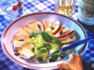 Camembert and Apple Salad recipe