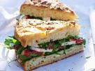 Camembert, Figs and Arugula Sandwich recipe