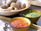 Canarian Potatoes with Mojo Sauce recipe