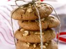 Caramel Cookies with Peanuts recipe