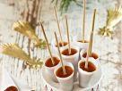 Caramel Lollipops recipe