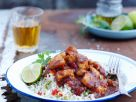 Caribbean-style Curry recipe