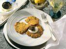 Carrot Potato Pancakes with Crème Fraîche and Caviar recipe