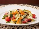 Carrots and Avocado Salad with Cherry Tomatoes recipe