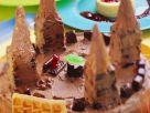 Castle Cake recipe