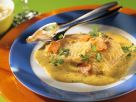 Catfish with Ginger Cream Sauce recipe