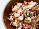 Cauliflower and Radish Salad with Carrots recipe