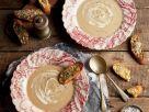 Creamy Cauli and Chestnut Soup recipe