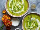 Celery Asparagus Soup recipe