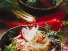 Cellophane Noodle and Chinese Fungi Salad with Ground Beef recipe