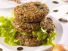 Cereal Patties with Lettuce recipe