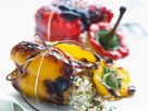 Charred and Filled Peppers recipe
