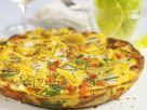 Cheese and Vegetable Spanish Omelette recipe