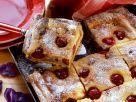 Cheese Cherry Cake recipe