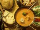 Cheese Fondue with Tomato recipe
