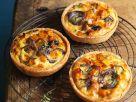 Cheese Pumpkin Tartlets recipe