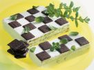 Chequered After Eight Mint Cake recipe