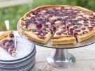 Cherry and Poppy Seed Tart recipe