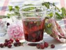 Cherry-Champage Punch recipe