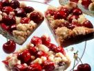 Cherry Crumb Bars recipe