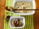 Chestnut Kohlrabi Soup recipe