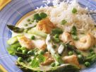 Chicken and Asparagus Fricassee recipe