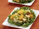 Chicken and Mandarin Orange Salad with Celery recipe