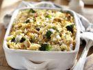Chicken and Pasta Gratin with Broccoli recipe
