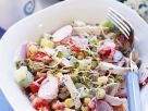 Chicken Breast with Vegetable Salad recipe