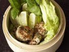 Chicken Meatballs with Salad recipe